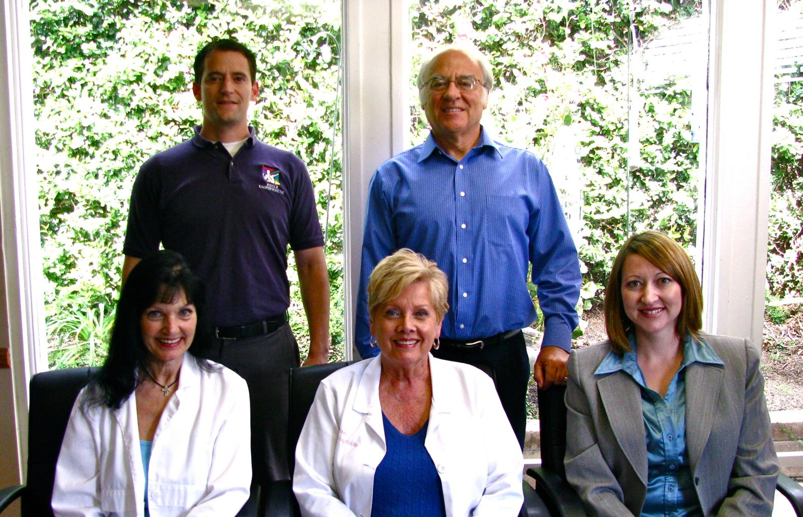 orange ca chiropracic staff