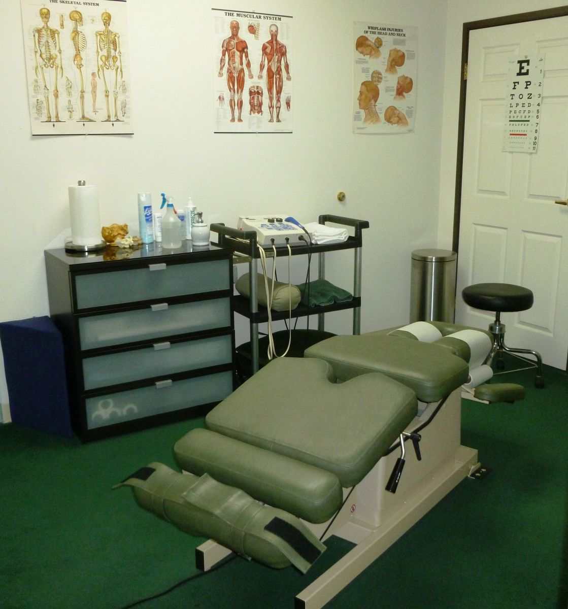 Riverside, CA Dr. Harris - Mission Grove Chiropractic, Inc