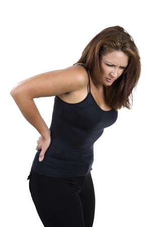 Back pain for women